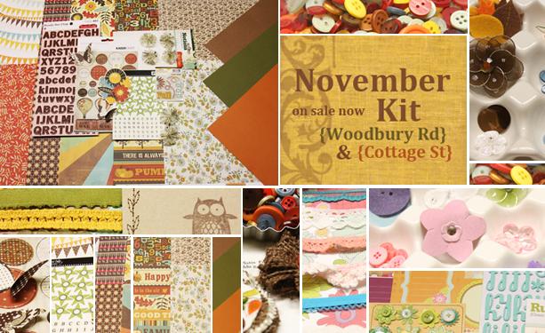 November main kit