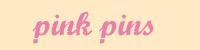 Title bar pink pins
